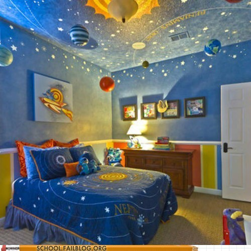 Neil deGrasse Tyson's Favorite Room