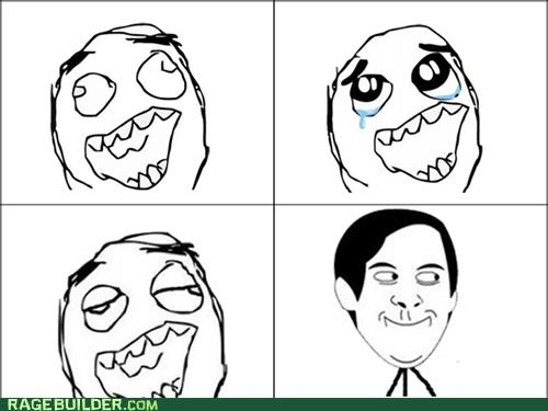 Rage! haha