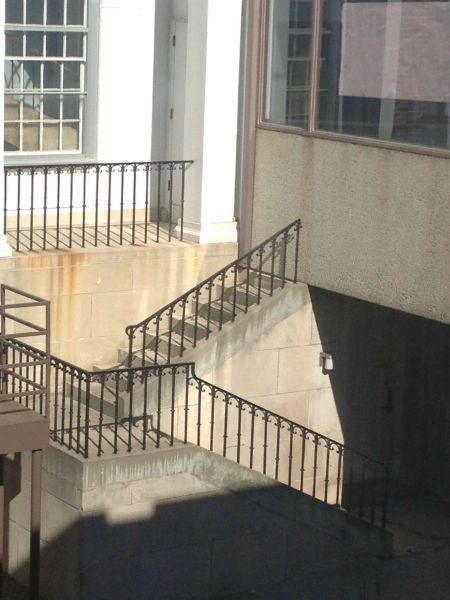 Who Designed These Stairs? M.C. Escher?