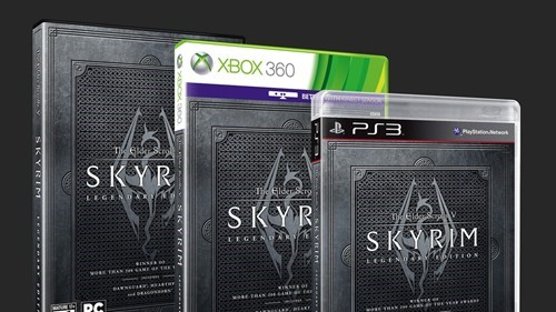 "Skyrim ""Legendary Edition"" is Coming June 4"