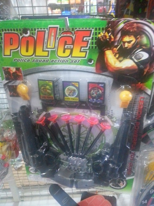 What am I Supposed to Be Policing... Zombies?