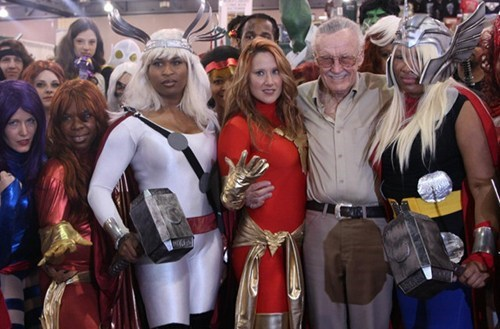 cosplay,shadow,nerdgasm,stan lee,not what it looks like