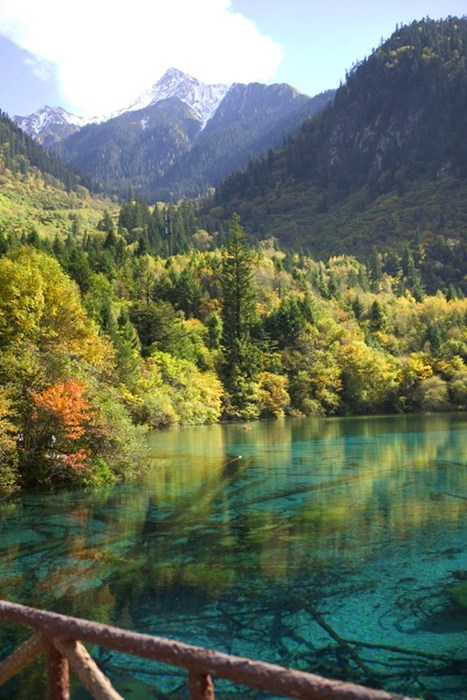 Fairy Pool, Jiuzhaigou, China