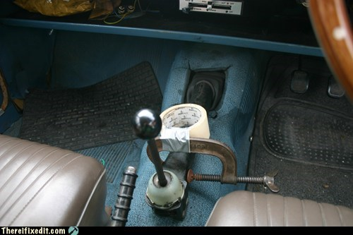 MK1 Cortina Cup Holder