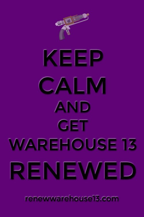 Warehouse 13 is in Jeopardy, but You Can Help!