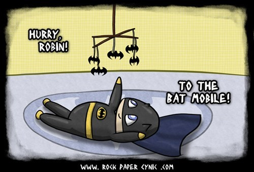 The Little Batbaby