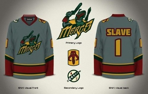 Play For the Coolest Team With These Hockey Jerseys