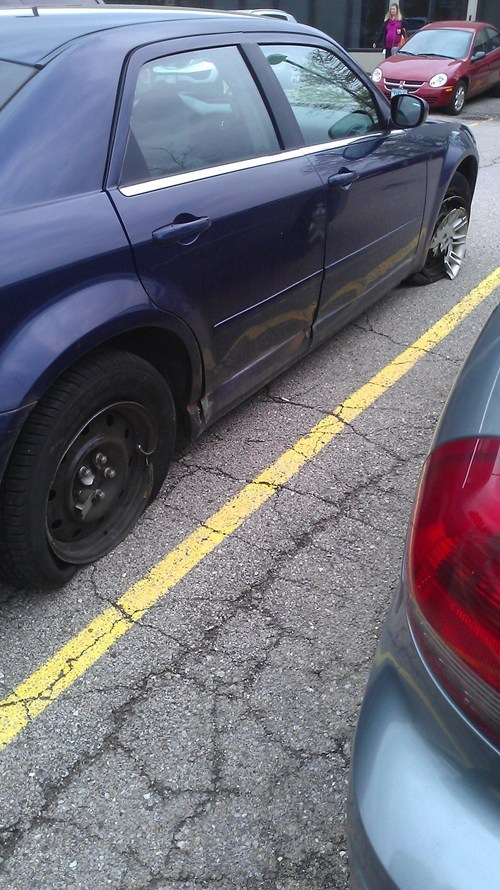 flat tire,cars,what,driving