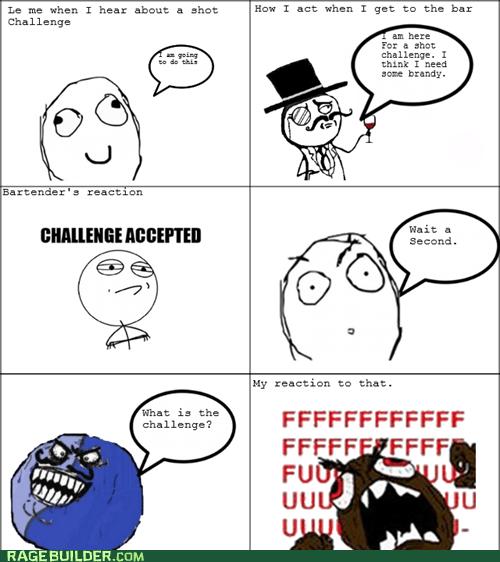 Shot Challenge