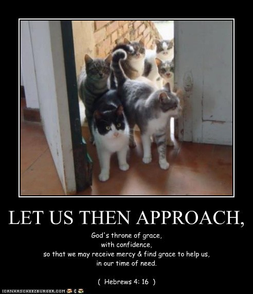 LET US THEN APPROACH,