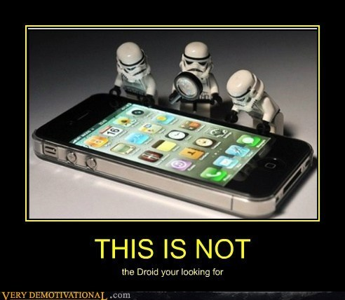 Because It's an iPhone
