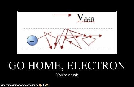 GO HOME, ELECTRON