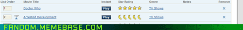 There're Always Ratings in the Banana Stars