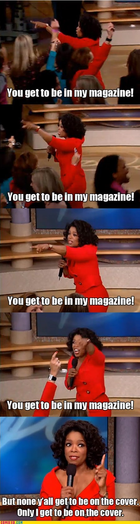 publishing,magazines,oprah