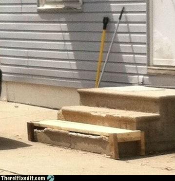 Stairway to Pergatory