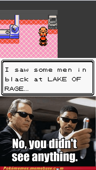 There is Nothing Suspicious Happening at the Lake of Rage