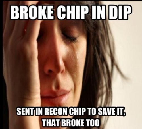 Now My Dip Has Extra Crunch