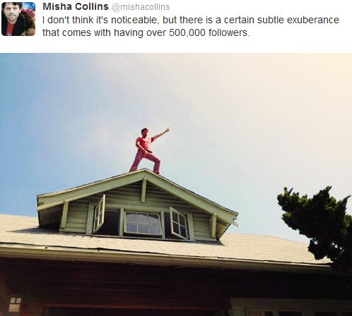 Take It Down a Notch, Mish