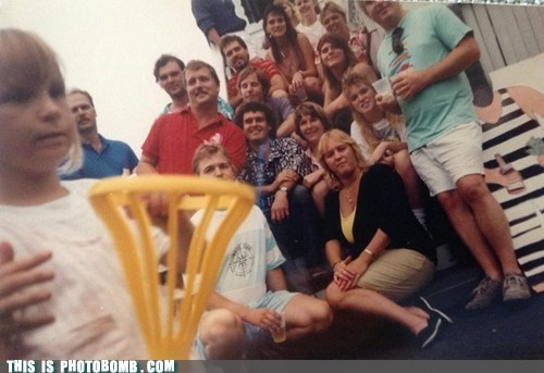 Photo Bombing in the 80's