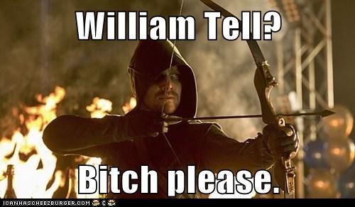 arrow,cw,william tell