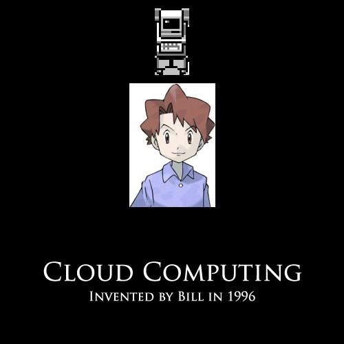 Bill Was a Pioneer