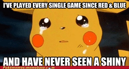 Pokemon Trainer Problems