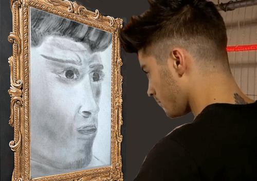 Mirrors Never Lie