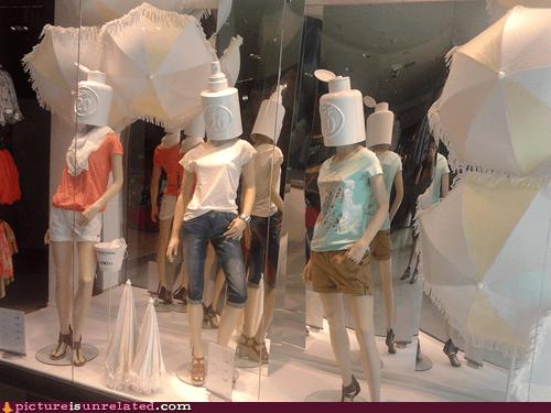 wtf,Mannequins,hats