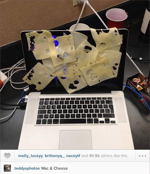 The New iMac & Cheese