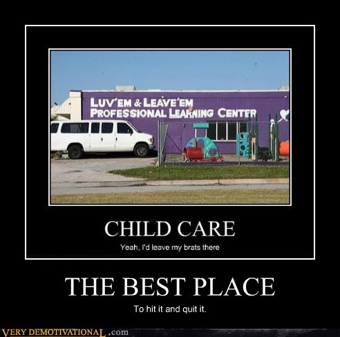 Now That's a Day Care