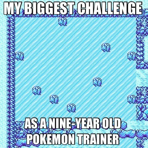 Pokémon Trainer Problems