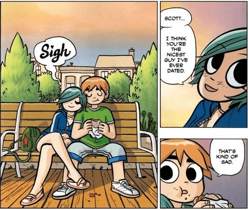 Scott Pilgrim Is Such a Jerk