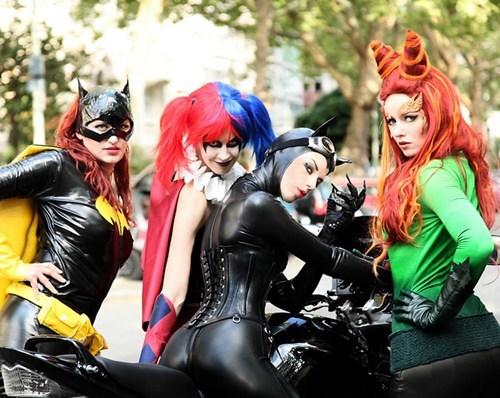 Gotham's Best Biker Gang