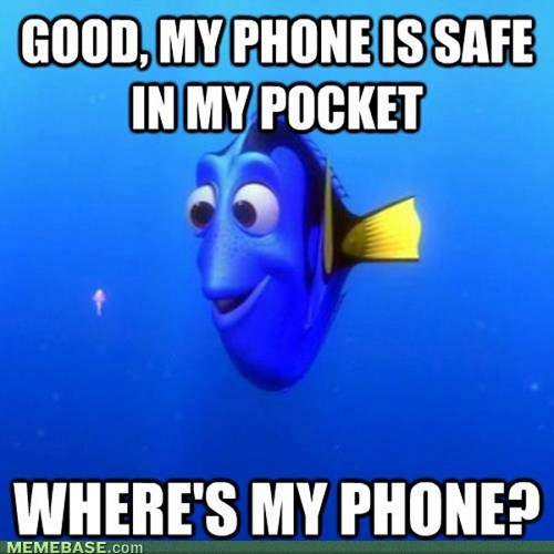 memory,cell phones,finding nemo