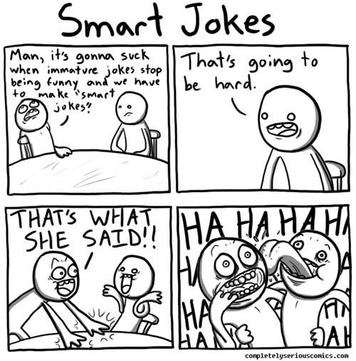 Smart Jokes