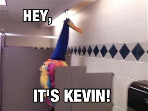 Where are Your Babies, Kevin?