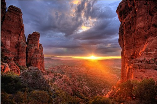 news,america,sunset,canyons