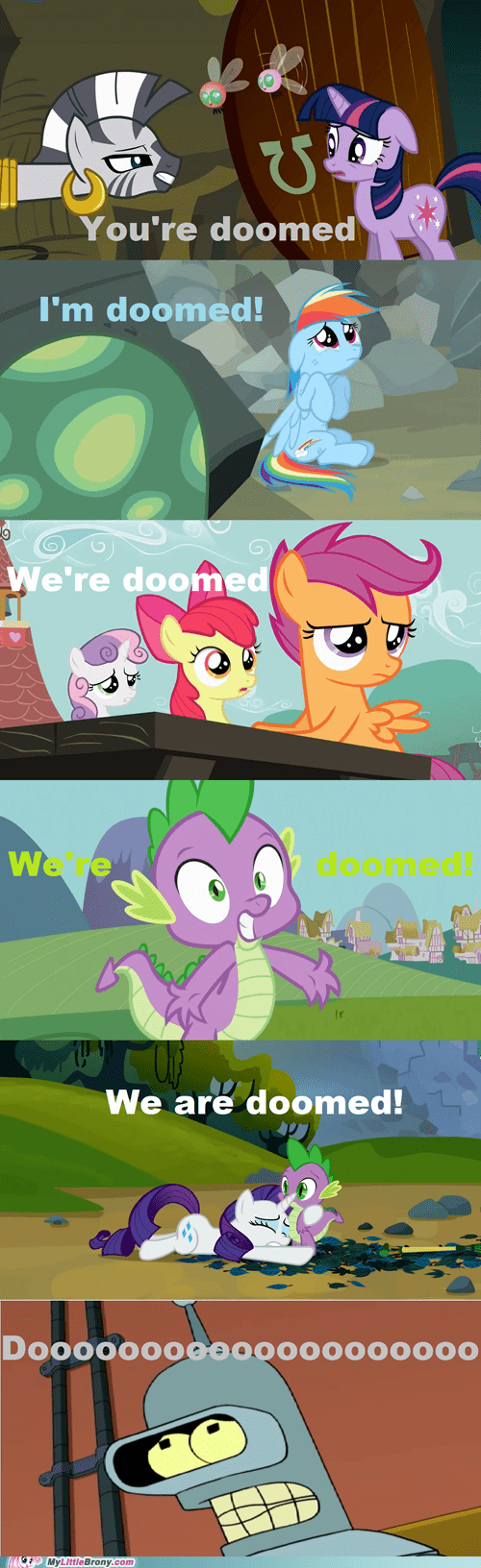 Dramatic Ponies