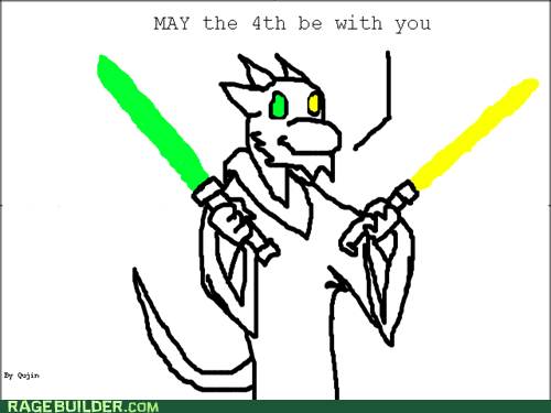 Qujin's MAY the 4th be with you