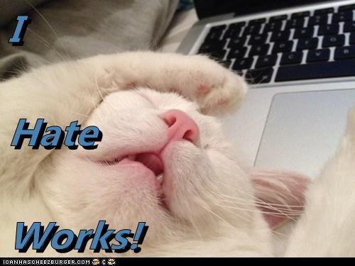 I Hate Works!