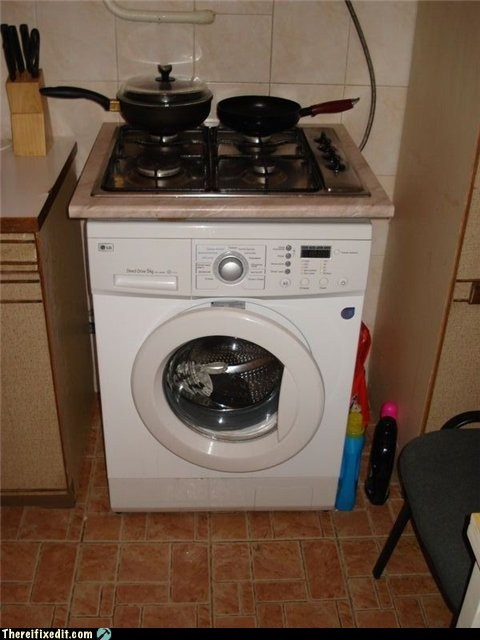 stove,washer,funny