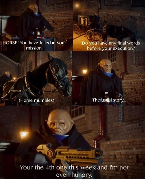 Strax at His Best