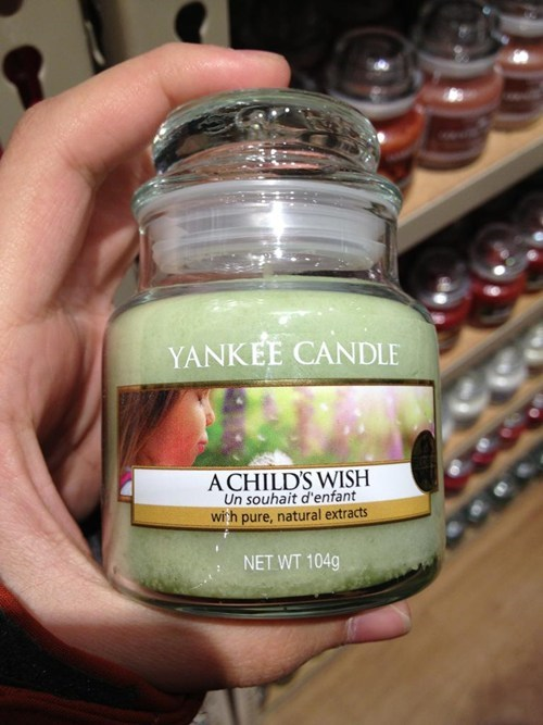 Raise Your Hand if You Have Any Idea What This Smells Like