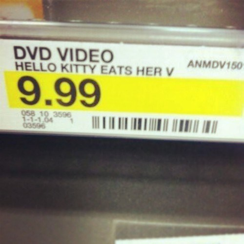 Hello Kitty Sounds Quite Flexible