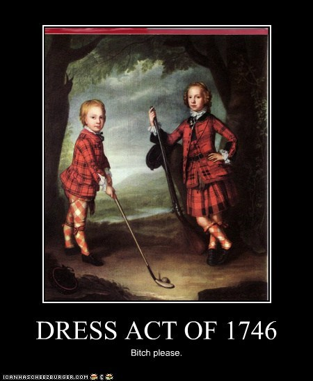 DRESS ACT OF 1746