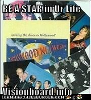 BE A STAR in Ur Life  Visionboard.info