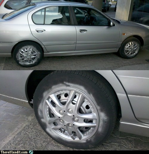 Are Those New Model Alloy Tires?