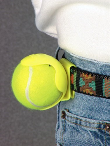 Perfect Whenever You Need a Tennis Ball
