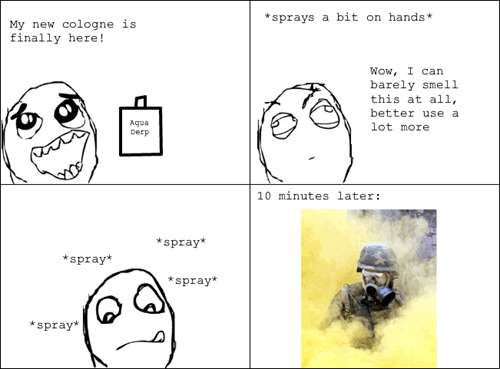 smells,cologne,fire in the hole,funny