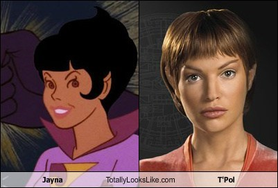 Jayna Totally Looks Like T'Pol